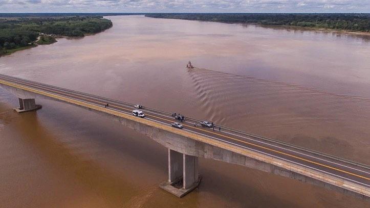 """Perpétua alfineta: """"A ponte é iniciativa do governo Dilma. Bolsonaro tomou posse com 85% de obra"""""""